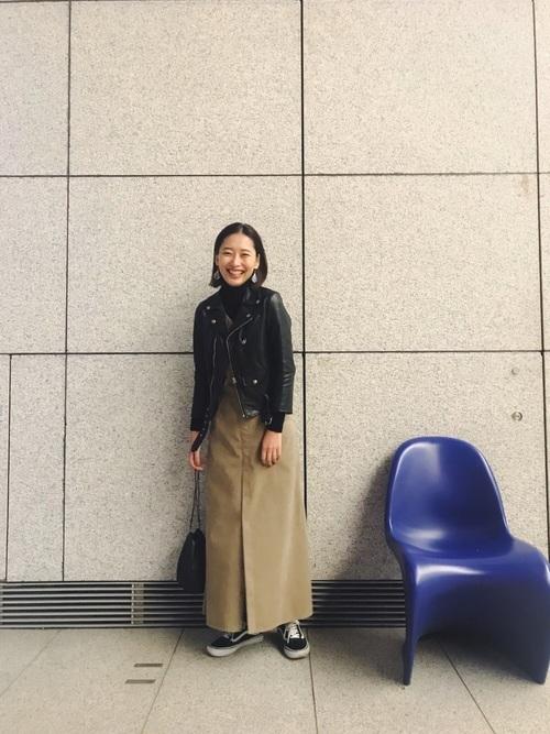 2月の東京コーデ