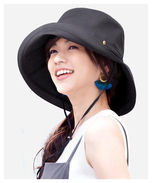 ガーデニングファッションにおすすめの帽子