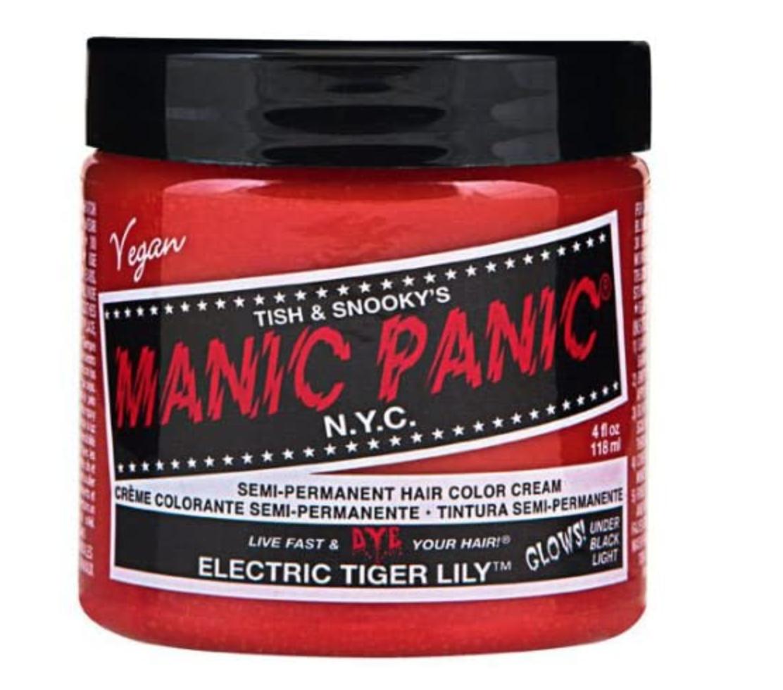 MANIC PANIC(マニックパニック) ヘアカラークリーム エレクトリックタイガーリリー