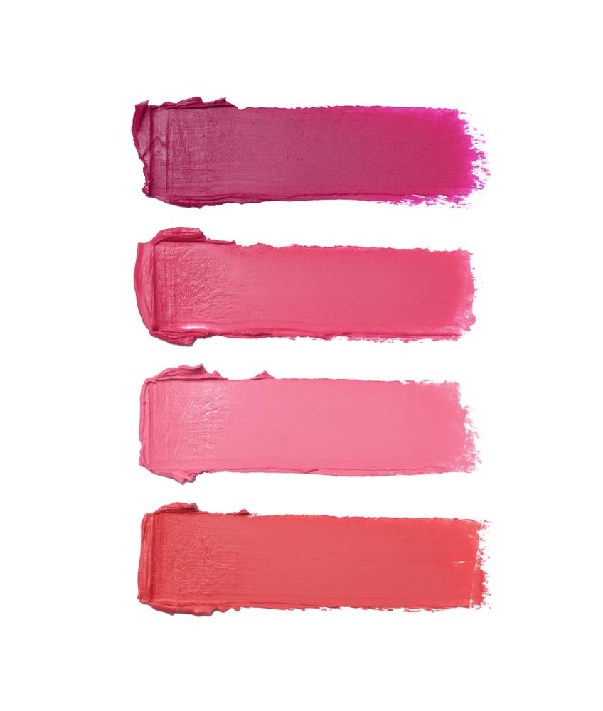 ピンクやローズの口紅