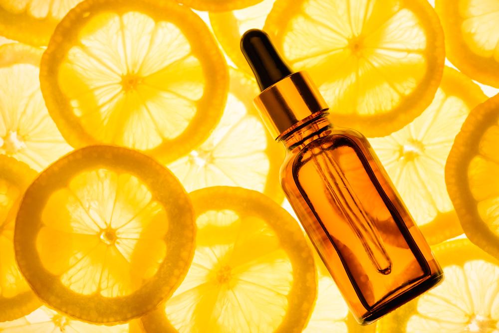 ビタミンCの美容液