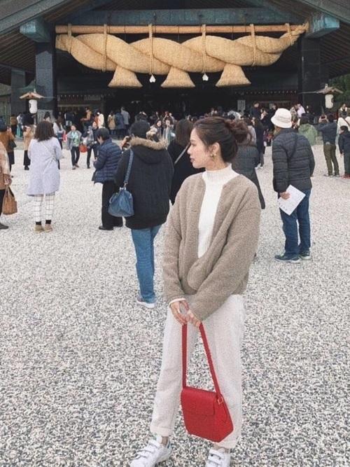 11月の島根コーデ