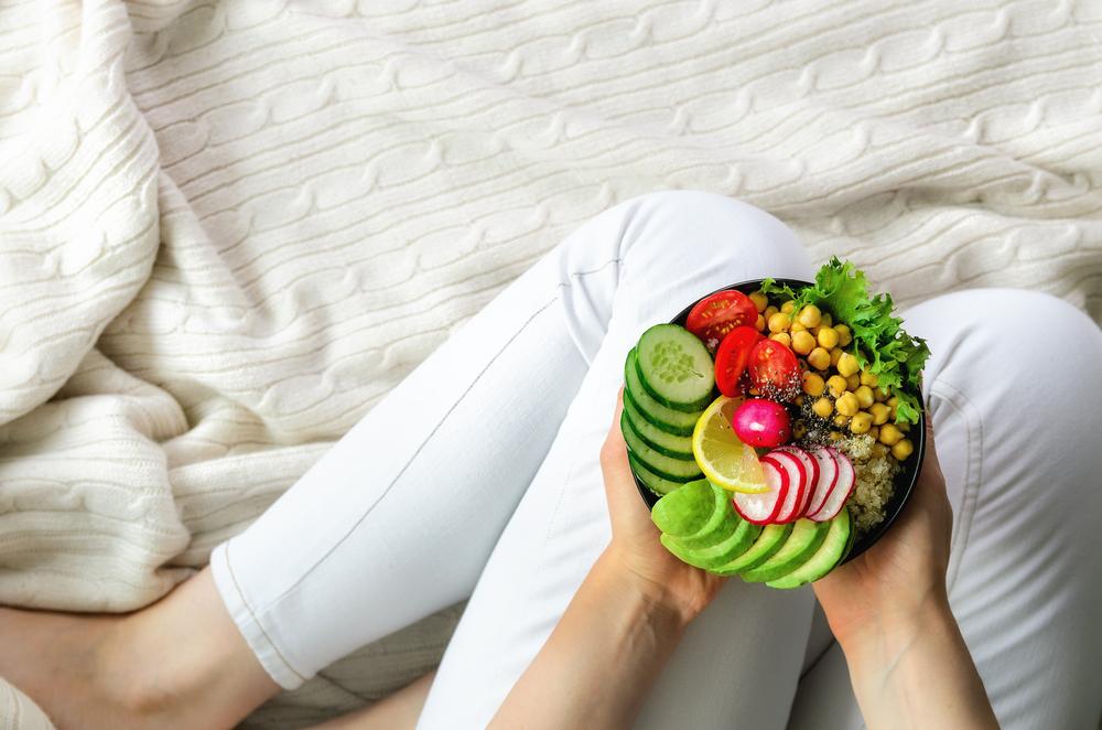 ダイエットに効果的なサラダ