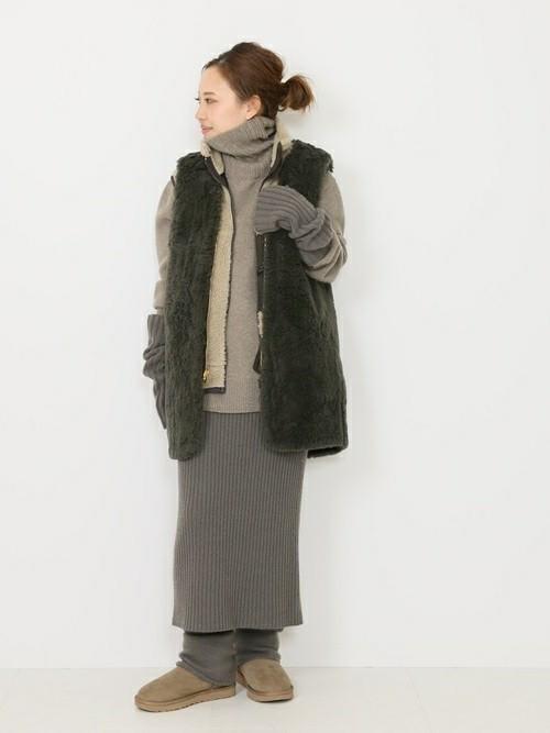 3つの首を温める寒さ対策の服装