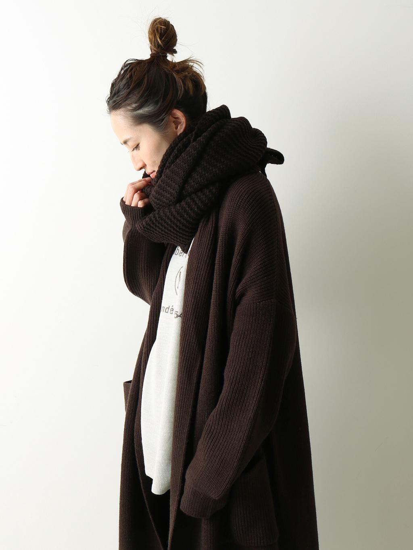 寒さ対策の服装におすすめのマフラー