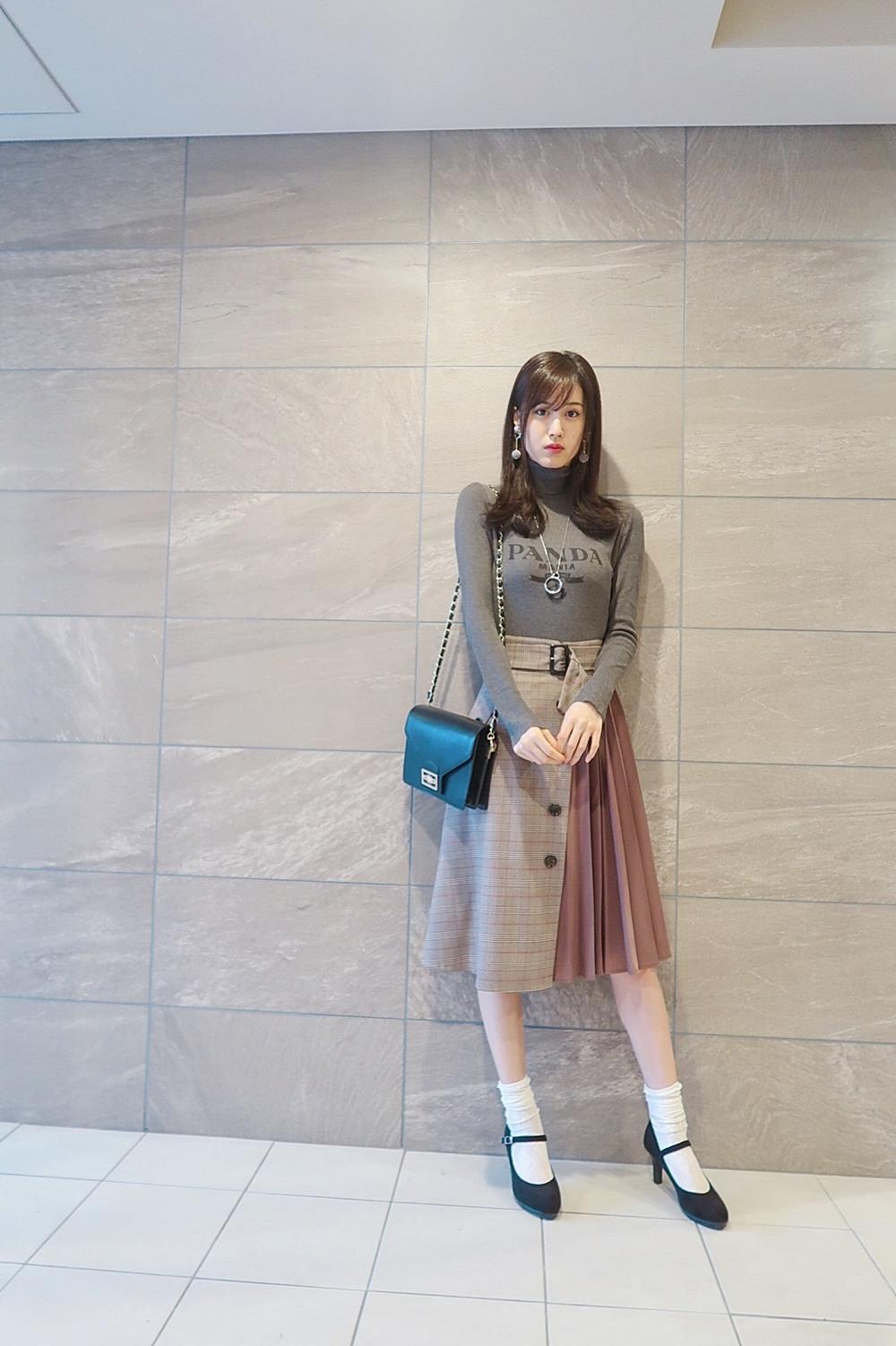 リランドチュールのスカート