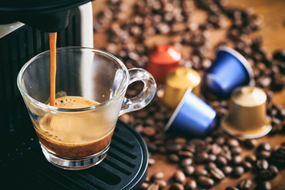 引っ越し祝いのコーヒーメーカー