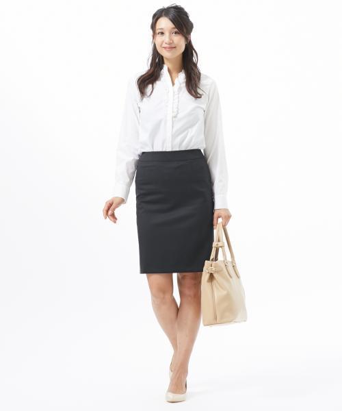 公務員試験向けのクールビズのスーツスタイル