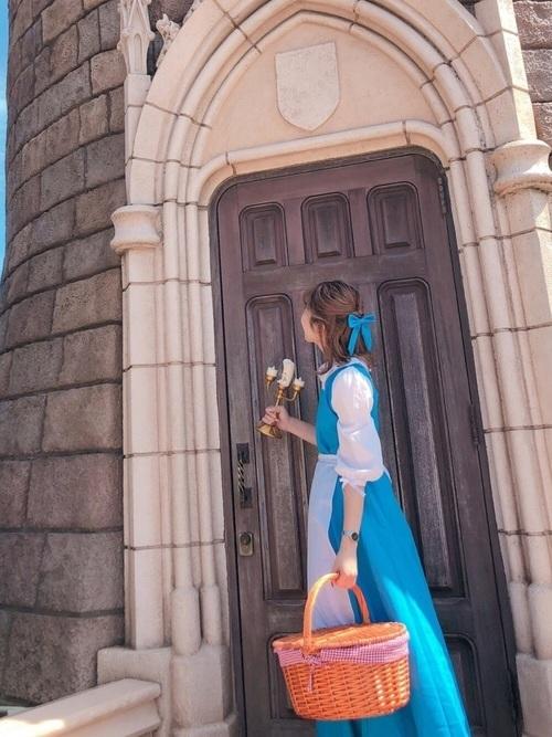 ディズニーハロウィンの服装