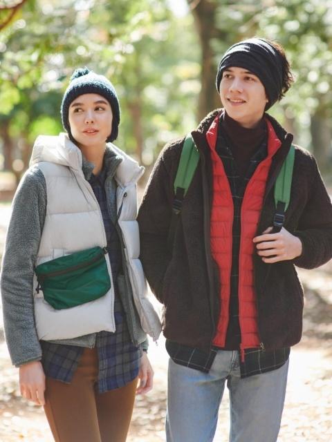 冬の釣り堀の服装におすすめの防寒コーデ
