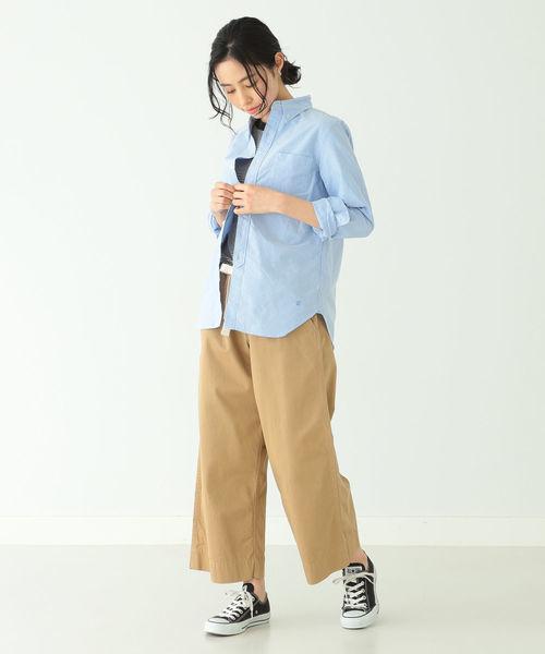 大学生におすすめの夏アイテムを使った着まわしコーデ