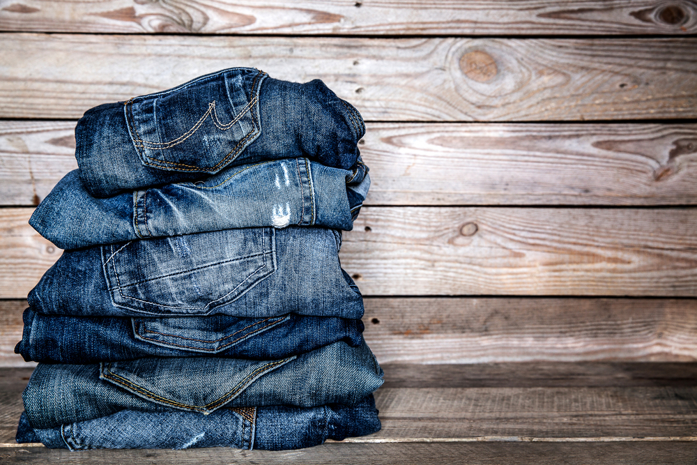 ズボンの収納