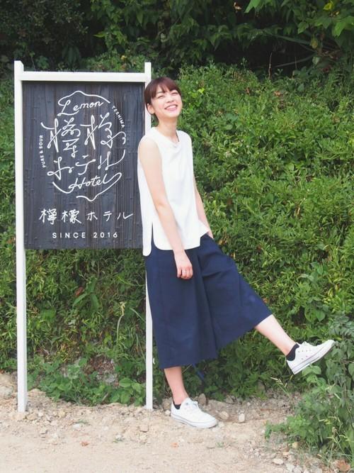 夏の香川コーデ