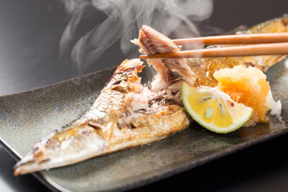 和食の魚の食べ方のマナー