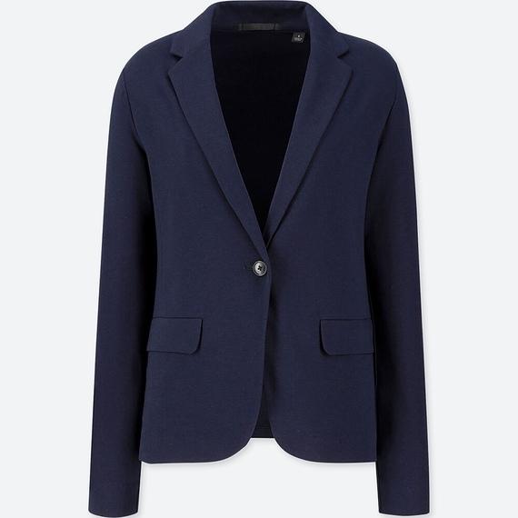 UNIQLO UVカットジャージージャケット