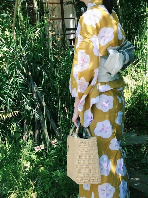 浴衣を使った鎌倉の服装