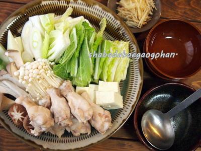 温まる!鶏生姜鍋のレシピ