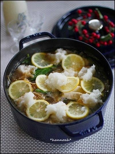 My レモン鍋のレシピ