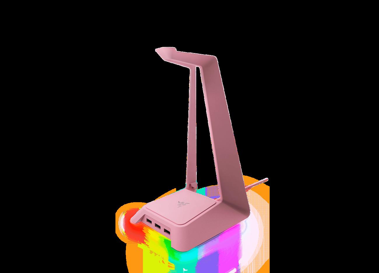 RAZER BASE STATION CHROMA - QUARTZ EDITION Quartz Pink