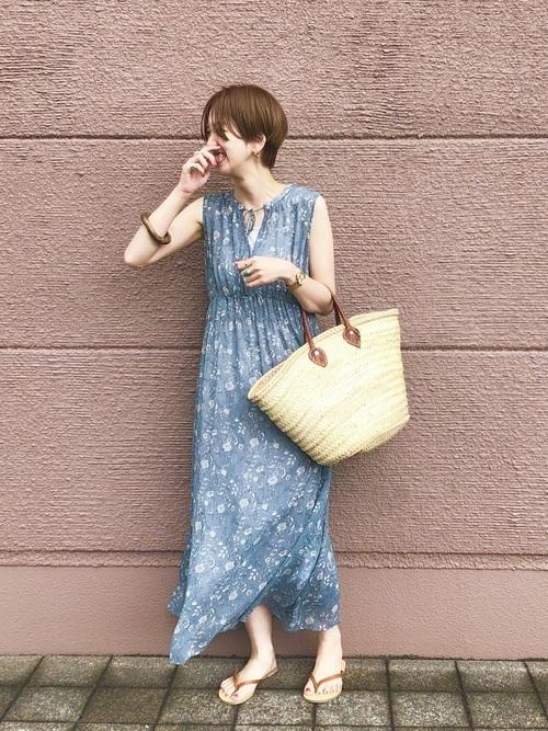 30代におすすめの花火大会の服装