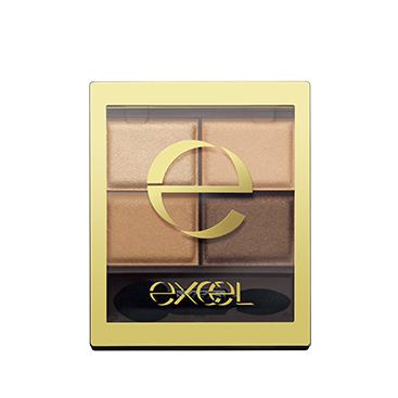 excel(エクセル) スキニーリッチシャドウ