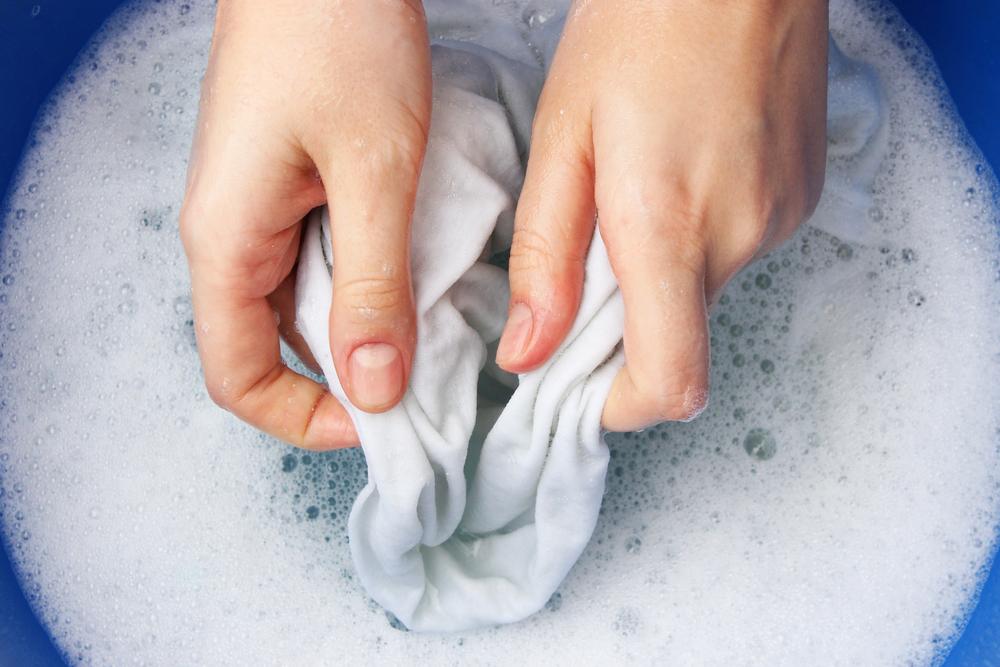 ふきんの洗濯