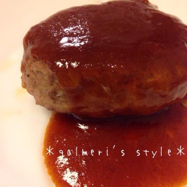 作り置き お麩でふわふわ豆腐ハンバーグのレシピ