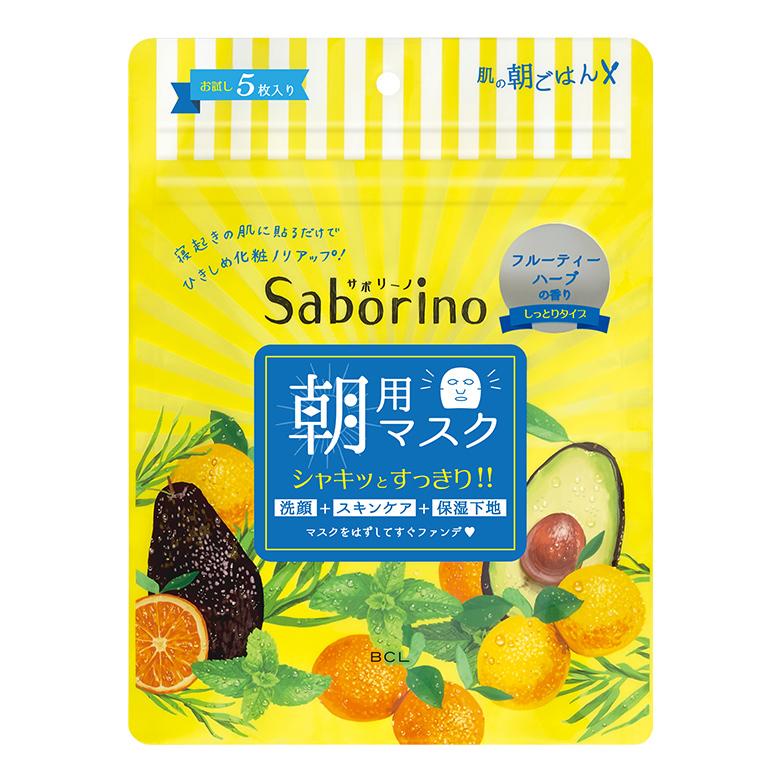 SABORINO(サボリーノ) 目ざまシート 5枚入り