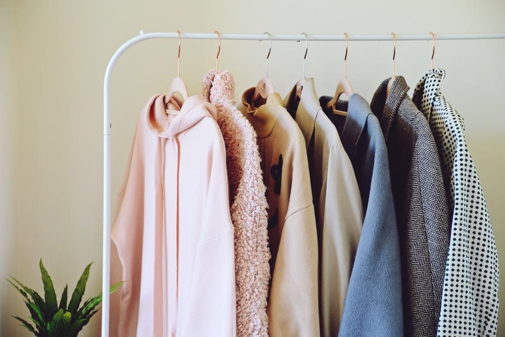 セーターやコート