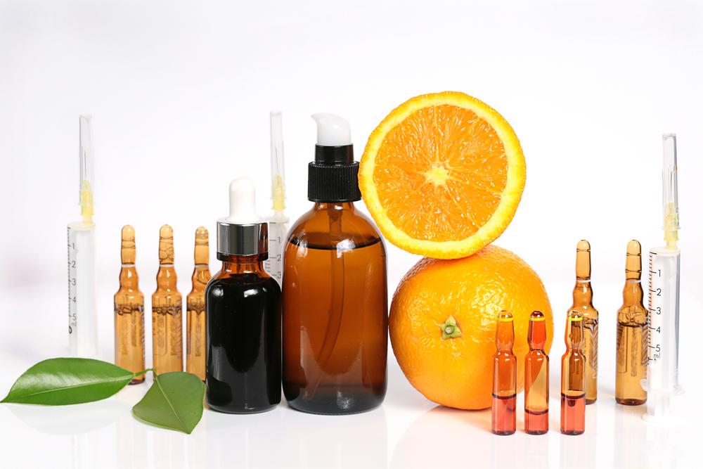 ビタミン系の美容液