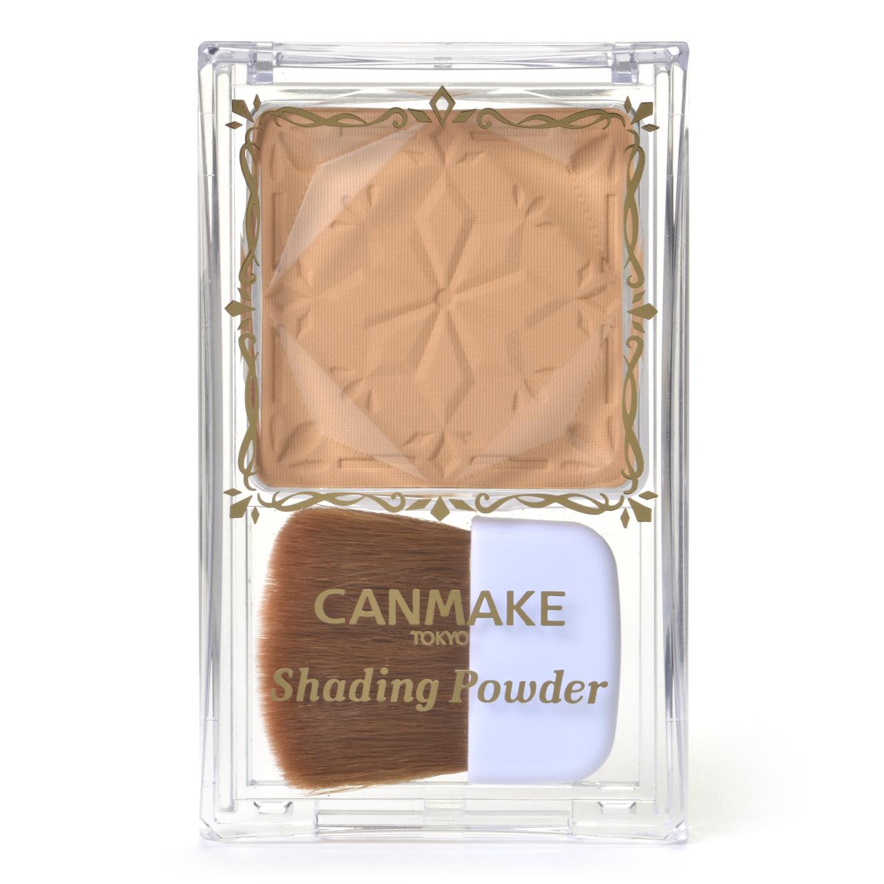 CANMAKE(キャンメイク) シェーディングパウダー #03ハニーラスクブラウン
