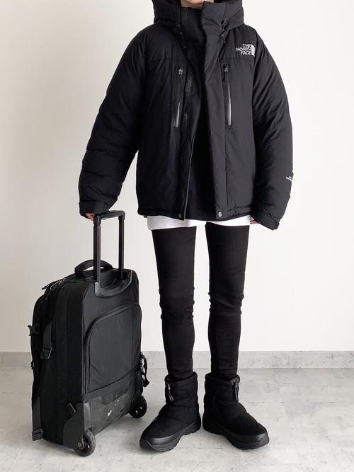 冬の旅行の服装におすすめのボトムス