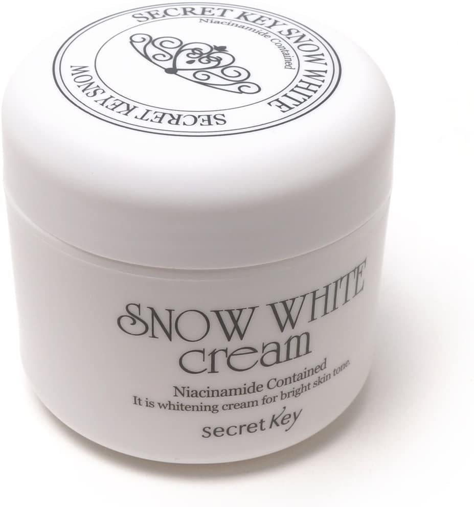 SECRET KEY(シークレットキー) スノーホワイトクリーム