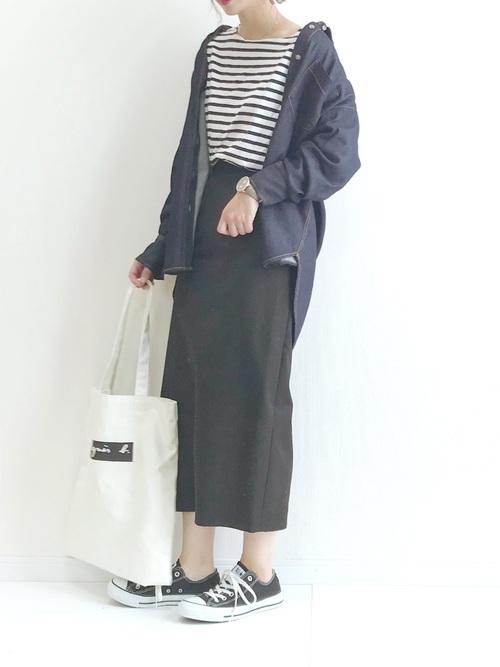 スカートを使った卓球の服装