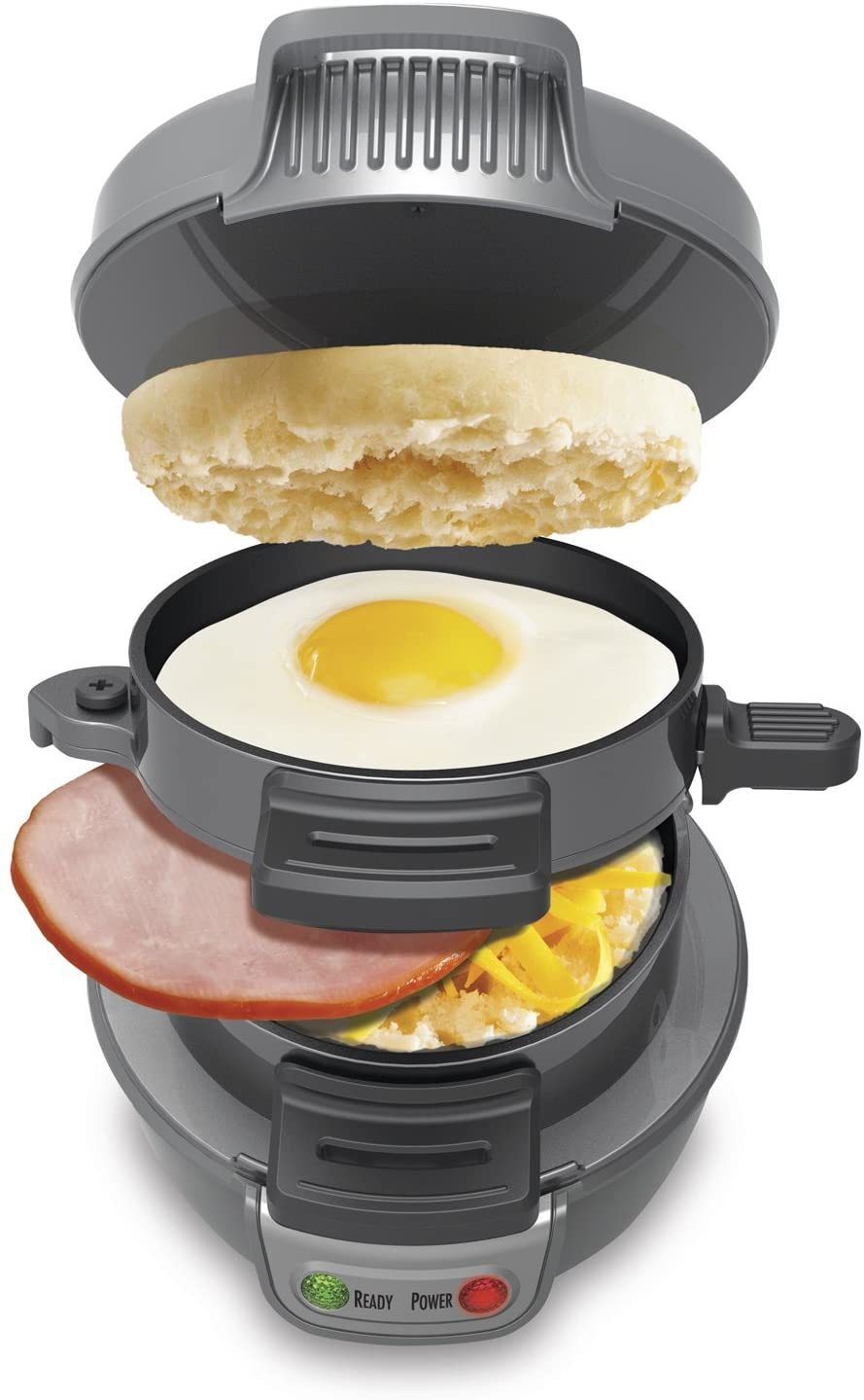 Hamilton Beach(ハミルトンビーチ) Breakfast Sandwich Maker