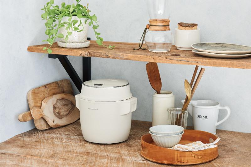 レコルト(recolte) Compact Rice Cooker