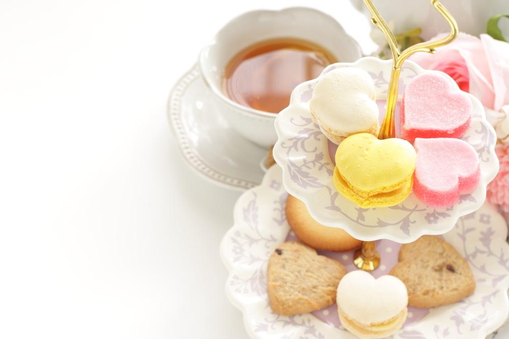 紅茶とスイーツ