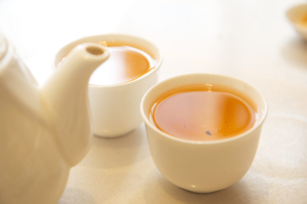 ウーロン茶の写真