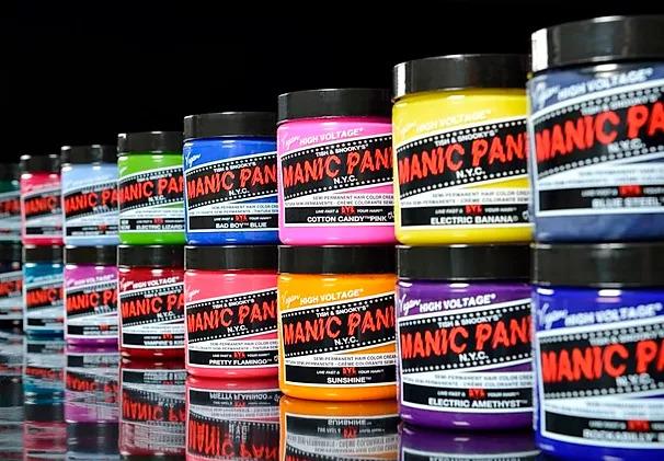 MANIC PANIC マニックパニック ヘアカラークリーム