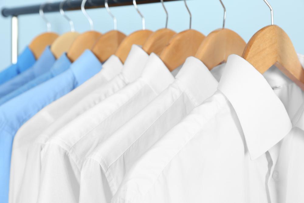 ワイシャツの収納