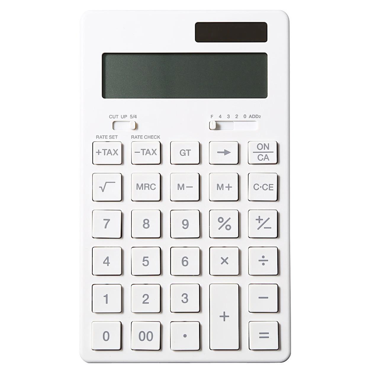 電卓 12桁