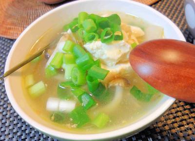 トムヤムクン風脂肪燃焼スープのレシピ