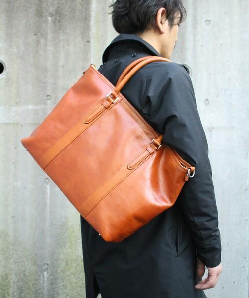 就活での私服に合わせるバッグ