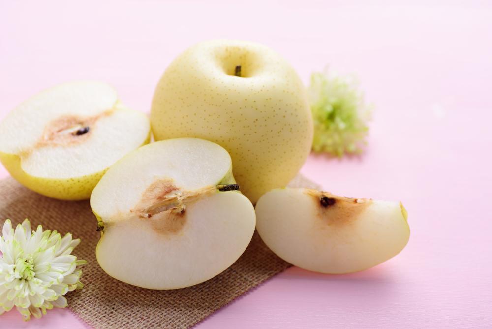 ダイエットに効果的な梨