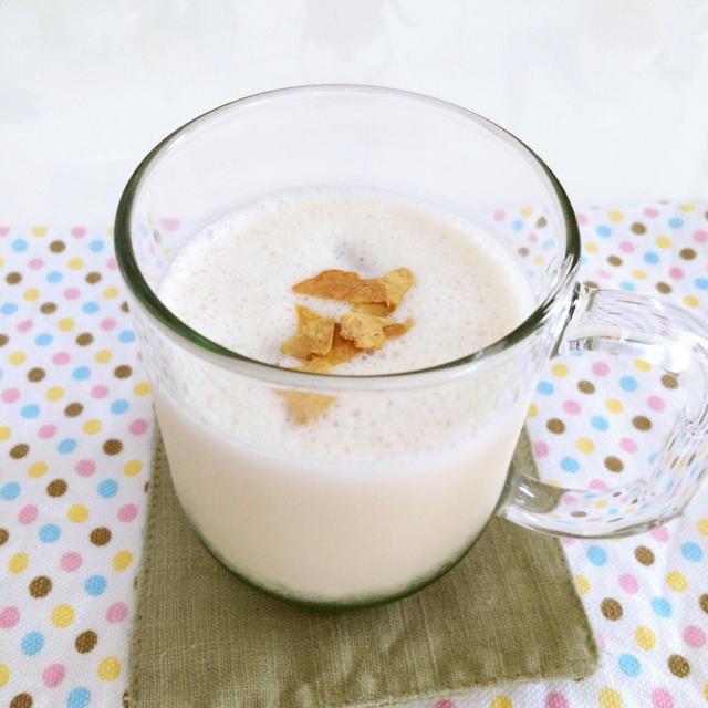 梨のスムージーのレシピ