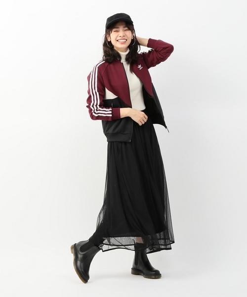 adidas CLRDO SST TRACK TOP:ジャケット
