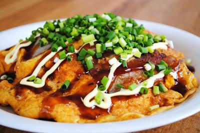 簡単ボリューム満点!もやし、キャベツ、ねぎたっぷり!長芋入りふんわり卵とカリカリ豚のとんぺい焼きのレシピ