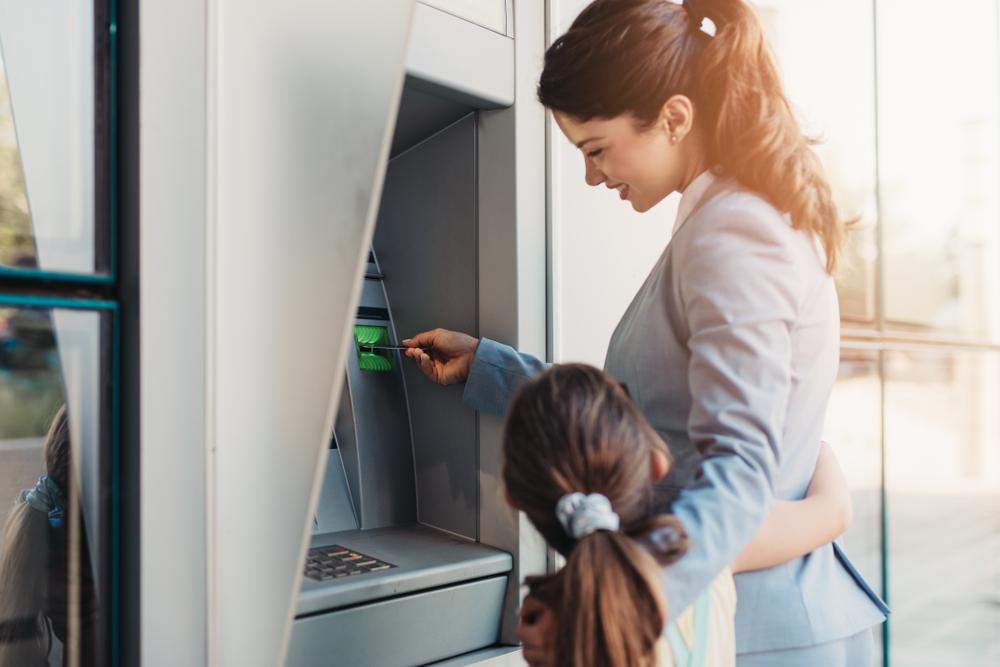 ATMの写真