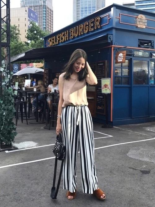 台湾の7月の服装