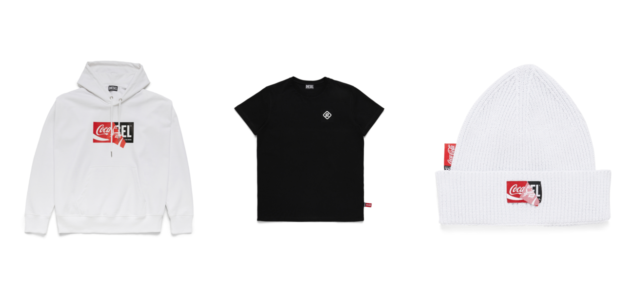 DIESEL x COCA-COLA: THE (RE)COLLECTION